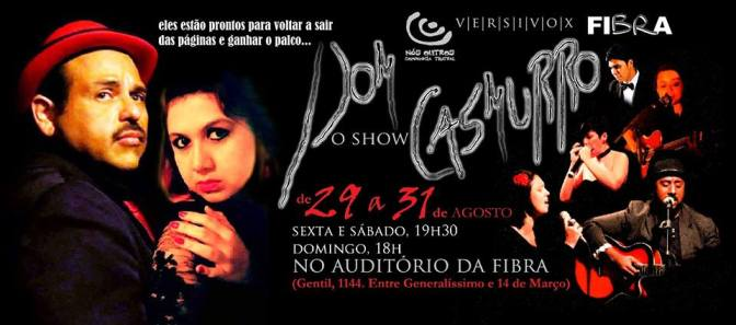 Dom Camurro O show (Pt e Français)